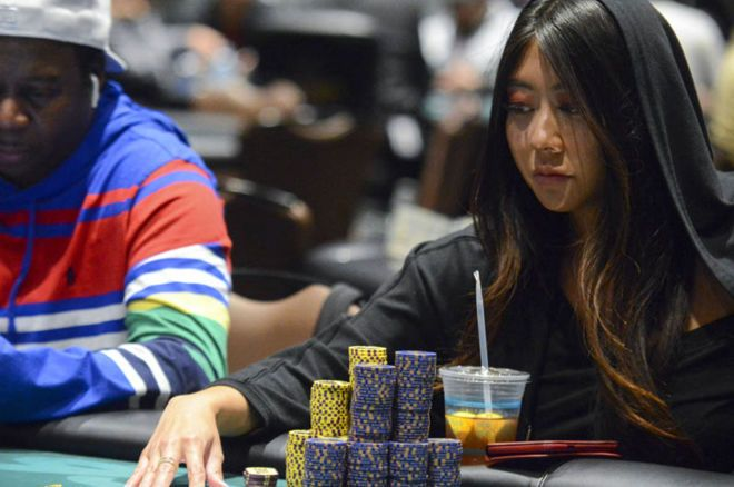 Maria Ho sits second in chips as she seeks her first WPT title.