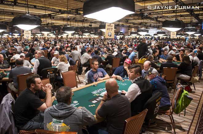 Table Talk at the WSOP: What to Say