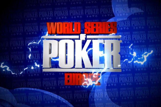 2019 World Series of Poker Europe