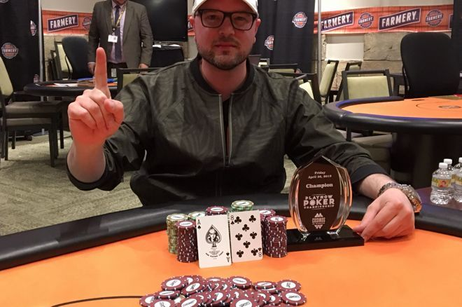 Mitchell Gach Captures Bounty Tournament at Spring PNPC 0001