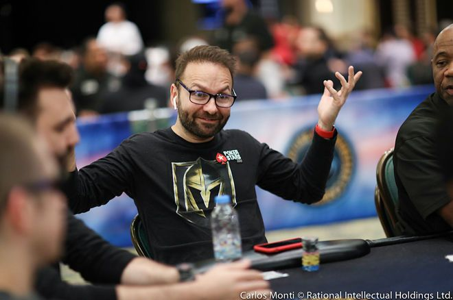Daniel Negreanu was at it again on Twitter with Shawn Deeb.