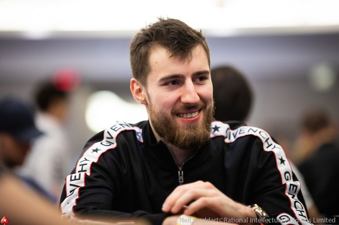Wiktor Malinowski is playing in some of his first live high rollers at EPT Monte Carlo.