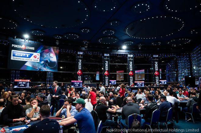 EPT Monte Carlo main event