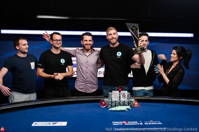 Manig Loeser wint 2019 EPT Monte-Carlo Main Event na 3-way deal voor €603.777