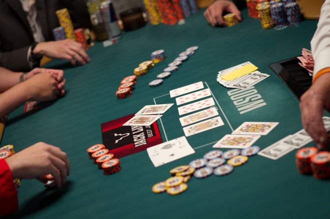 Examining Three-Way All-In Situations in Hold'em