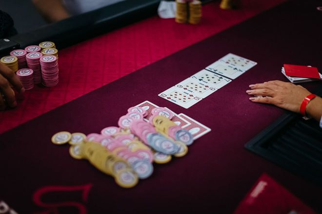 Bluff Catching Con Solo una Underpair