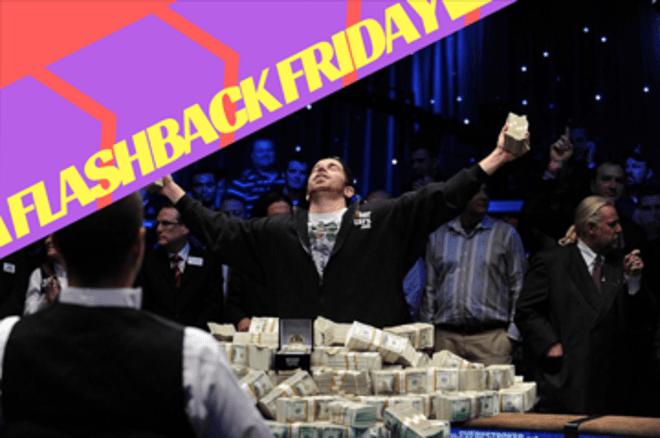 Flashback Friday: Jonathan Duhamel Wins the 2010 WSOP Main Event 0001