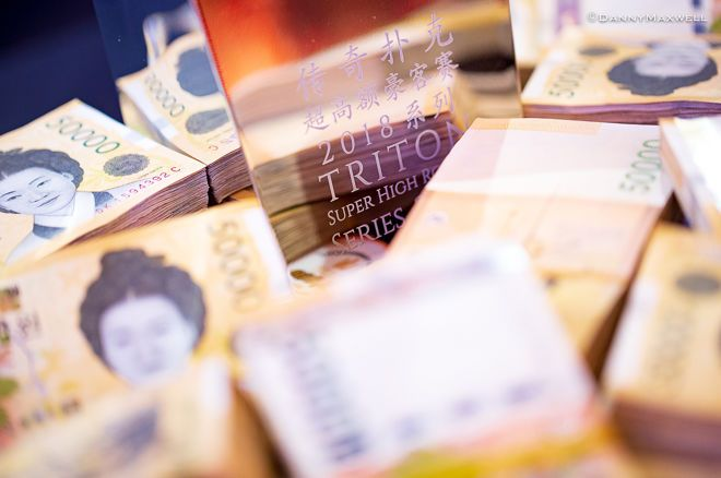 Triton Super High Roller Series is going higher than ever before this August.