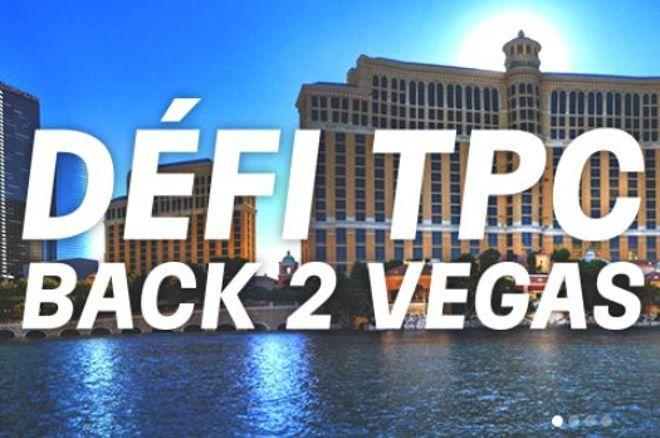 PMU POKER : Partez à Las Vegas avec le TPC 0001