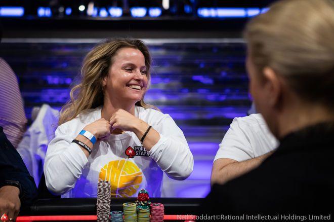 2019 SCOOP Recap (15) - Fatima Moreira de Melo vijfde in $1k voor $27k & kanshebber in $109 Main Event! 0001