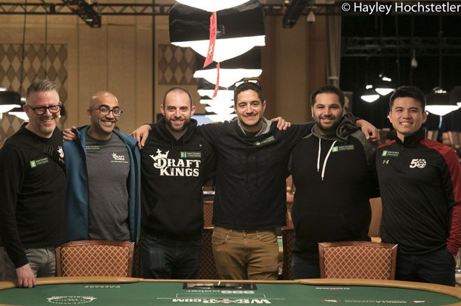 a3127c64b DraftKings Team to Storm WSOP Casino Employee Event | PokerNews