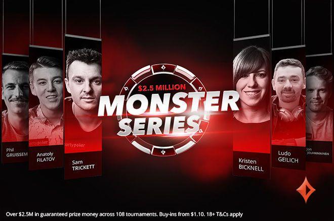 $2.5 MIllion Gtd Monster Series