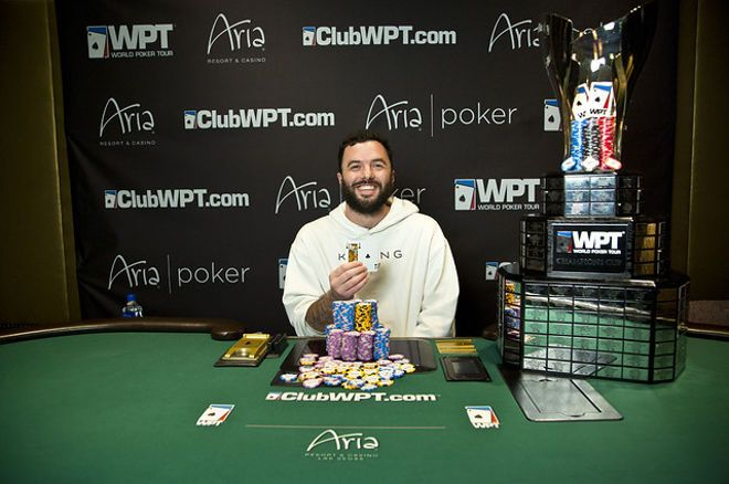 Matthew Wantman is now a member of the WPT champions club.