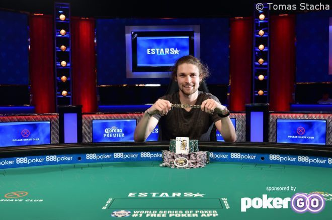 Ben Heath Wins His First Bracelet - Conquers WSOP $50,000 High Roller for $1.48 Million