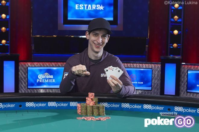 Dan Zack Claims First Bracelet After Fantastic Comeback in WSOP $2,500 Limit Mixed Triple Draw