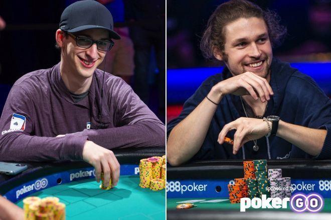 Dan Zack (left) and Ben Heath (right)