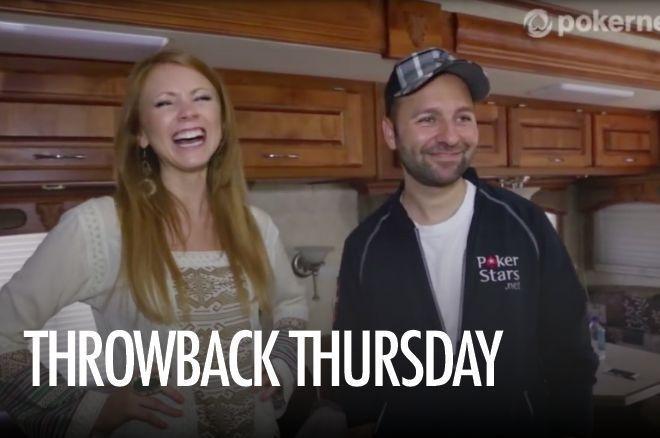 Throwback Thursday: A Tour of Daniel Negreanu's Trailer 0001