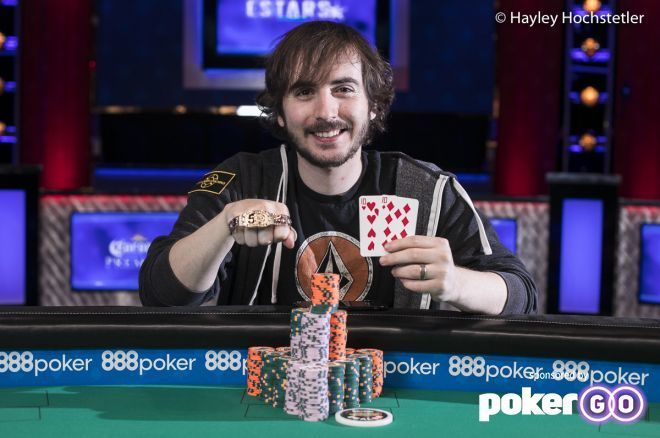 Daniel Strelitz won his first WSOP bracelet in a $5,000 NLH event.