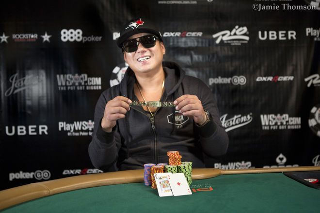 Tommy Nguyen Eyes Second WSOP Bracelet 0001