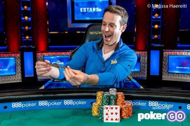 Sean Swingruber Defeats Ben Yu, Wins First WSOP Bracelet in $10,000 Heads-Up