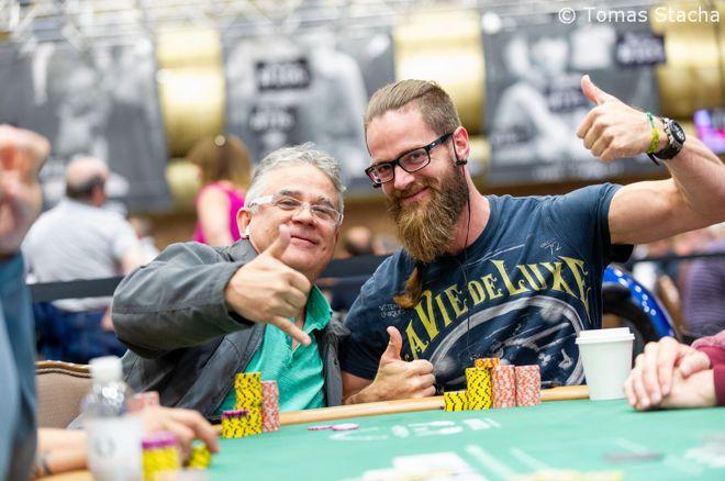 2019 WSOP (12) - Steven van Zadelhoff & Kenny Hallaert naar Dag 3 van Millionaire Maker! 0001