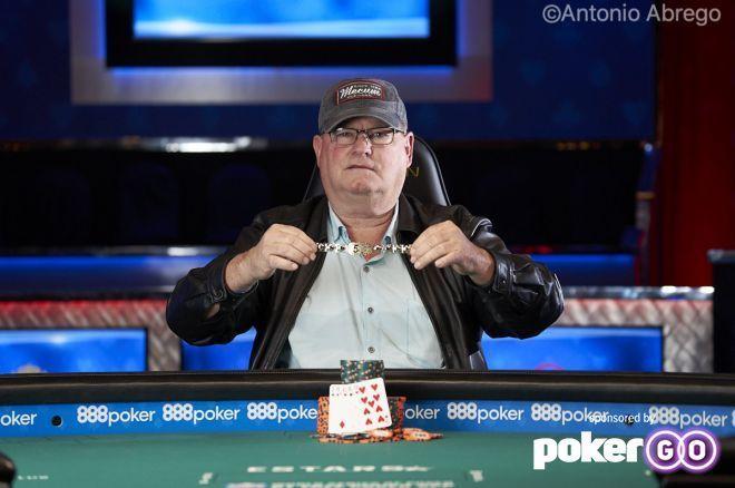 eba4be7ac Former Main Event Champ Jim Bechtel Wins $10K 2-7 Single-Draw for $253,817