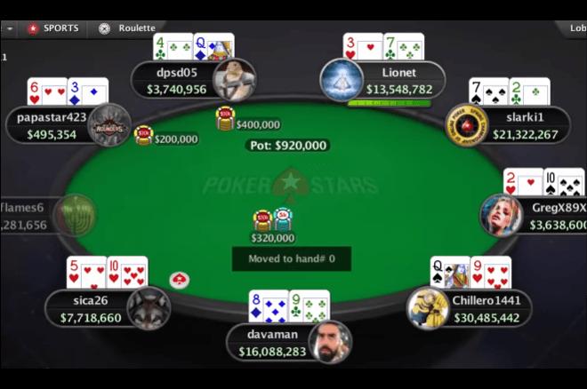 pokerstars video sunday million marius farcas sica26