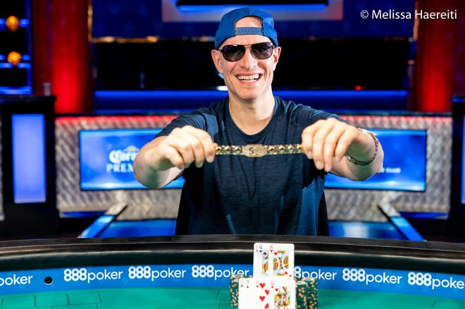 Greg Mueller Wins His Third Bracelet, Takes Down WSOP $10,000 H.O.R.S.E.