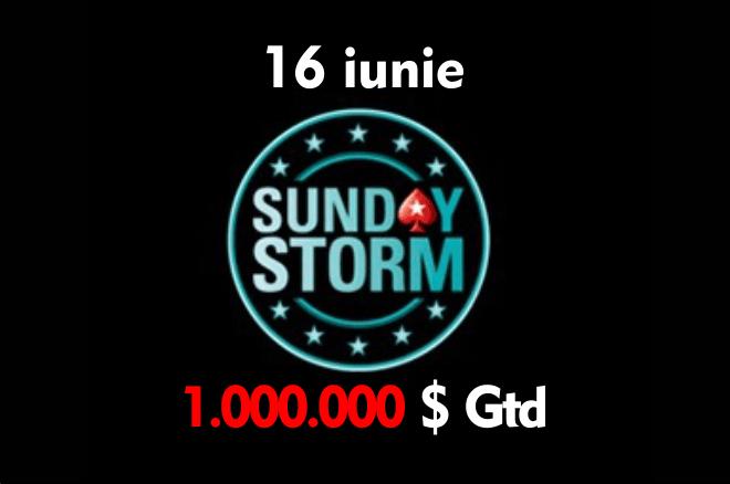 pokerstars sunday storm