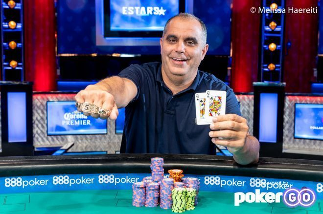 Howard Mash Wins First Bracelet and $662,594 in WSOP Seniors Championship