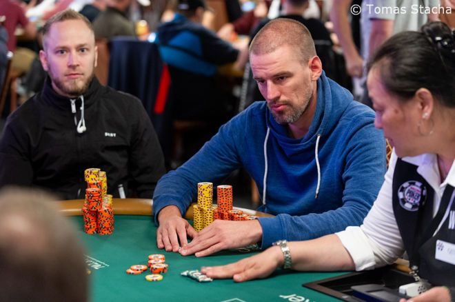 2019 WSOP (20) - Peters, Gerrits & Hallaert naar Dag 2 van $1.500 Pot-Limit Omaha 0001