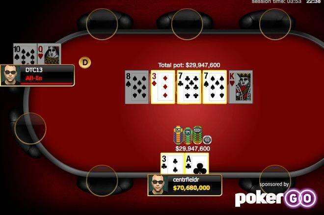 Dan 'centrfieldr' Lupo Wins $500 WSOP.com ONLINE No-Limit Hold'em Deepstack for $145,274