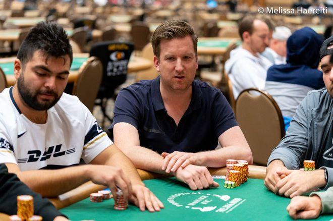 2019 WSOP (23) - Martijn Gerrits naar Dag 3 van de $1.500 NLHE Bounty!