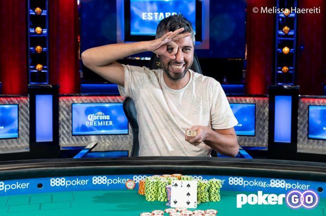 Asi Moshe Captures Third WSOP Bracelet in $1,500 No-Limit Hold'em Bounty