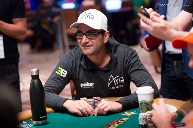 Antonio Esfandiari is the only new name on the 2019 ballot for the Poker Hall of Fame.