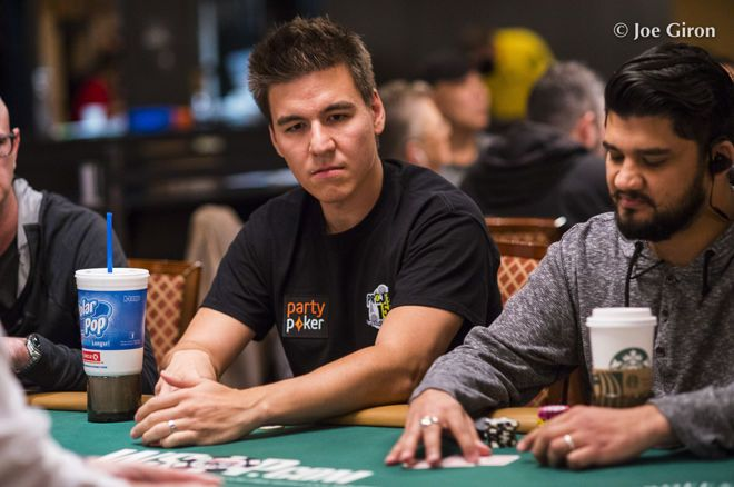 Jeopardy! Star James Holzhauer is now playing at the WSOP.
