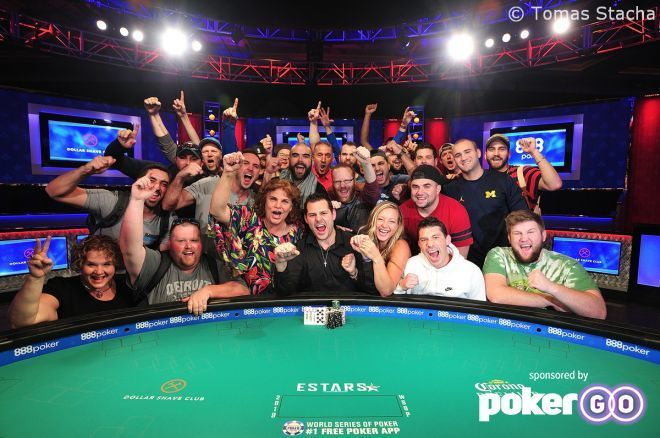 Dash Dudley scooped the PLO Championship for over $1 million at the WSOP.