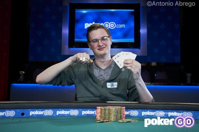 Kevin Gerhart Dominates $1,500 Razz Final Table to Win First WSOP Bracelet and $119,054