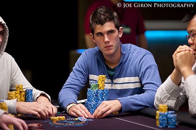 Review Alex Fitzgerald S Master Tournament Poker In One Class Pokernews
