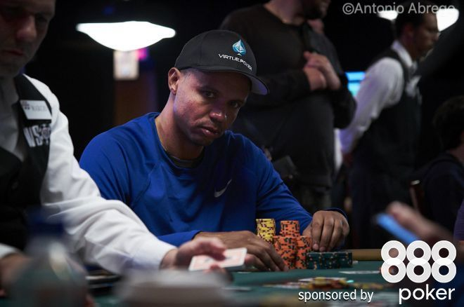 Five More Hands from Ivey's 2019 WSOP $50K Poker Players