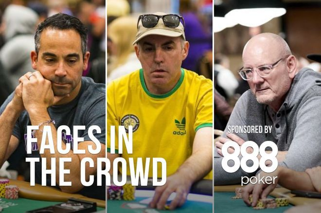 Brian Goldstein, Nick Fisk and Jim Petzing were featured in this edition of Faces in the Crowd.