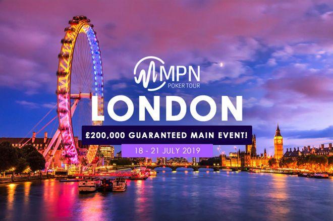 MPN Poker Tour London