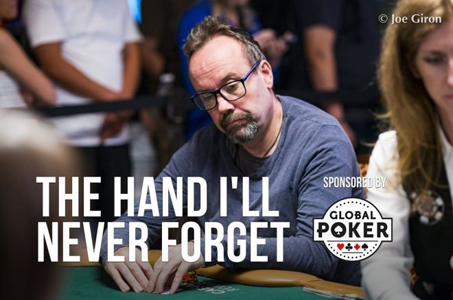 Andy Black didn't back down when Phil Ivey tried to bully him into submission.
