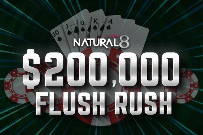 $200,00 Flush Rush