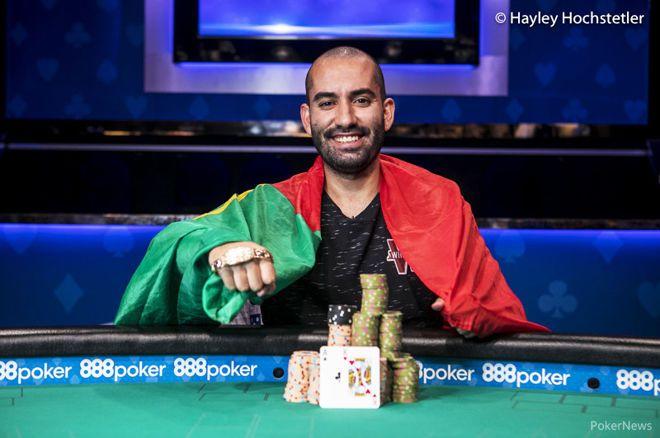 João Vieira Campeão nas WSOP!