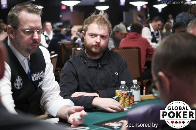 Adam Owen Bags Day 1b Chip Lead of WSOP $10,000 Main Event
