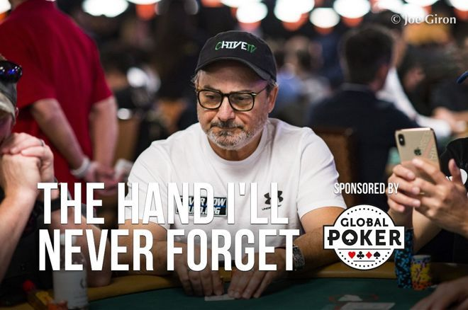 Kevin Pollak talks about the Cover Now Fund he's supporting in the WSOP Main Event.