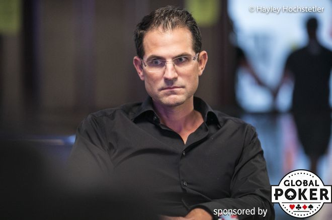 Brandon Adams Looking for Second Bracelet of the Summer, Leads $50K Final Fifty Final Table