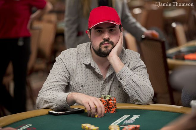 Former WPT LAPC champ Dennis Blieden was indicted by the FBI for embezzlement on July 10, 2019.