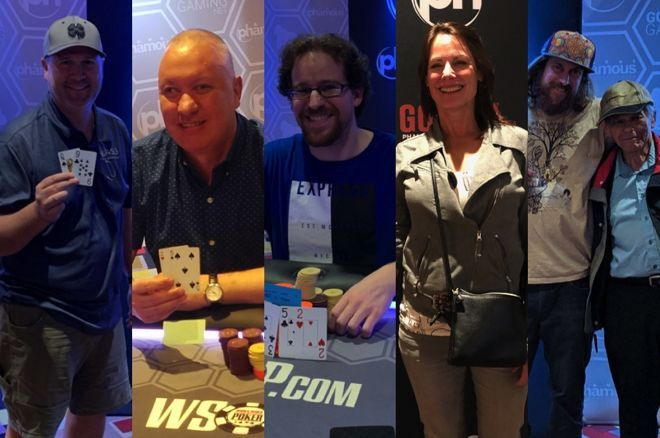 Planet Hollywood Winners